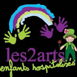 Logo les2arts sans contour2